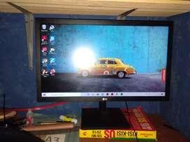 "Jual BU monitor LG 22mk430H layar 22"" Full HD IPS"