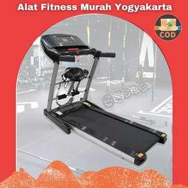 Alat Fitness Treadmill Elektrik Aires i8 Murah Jogja