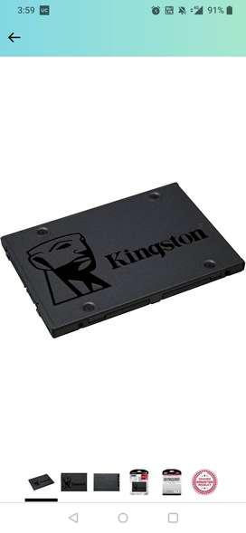 Kingston SSD card 120GB