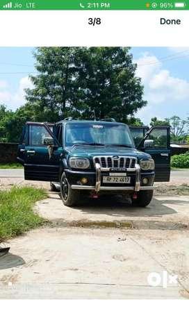 Mahindra Scorpio 2004 Diesel Good Condition