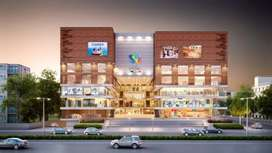 Shop for sale at Baroda city Mall