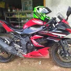 Ninja mono250cc