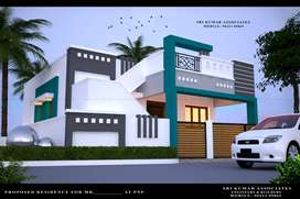newly  constructed rcc house