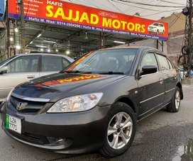 Honda Civic Vti Prosmatic 1.6 Model 2004