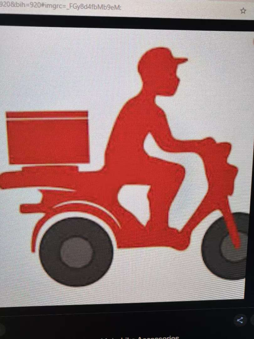 Riders for delivery on bike 0