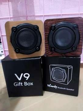 Bluetooth Speaker Woody