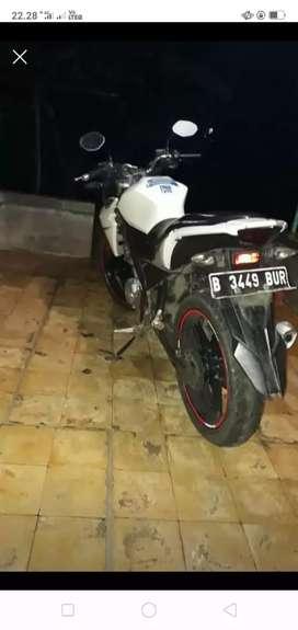 Yamaha Vixion pajak mati kaleng mati