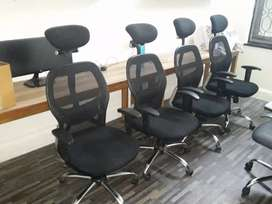 Brand new Manager office chairs