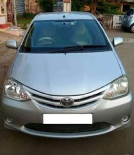 Toyota Etios Liva GD SP, 2012, Diesel