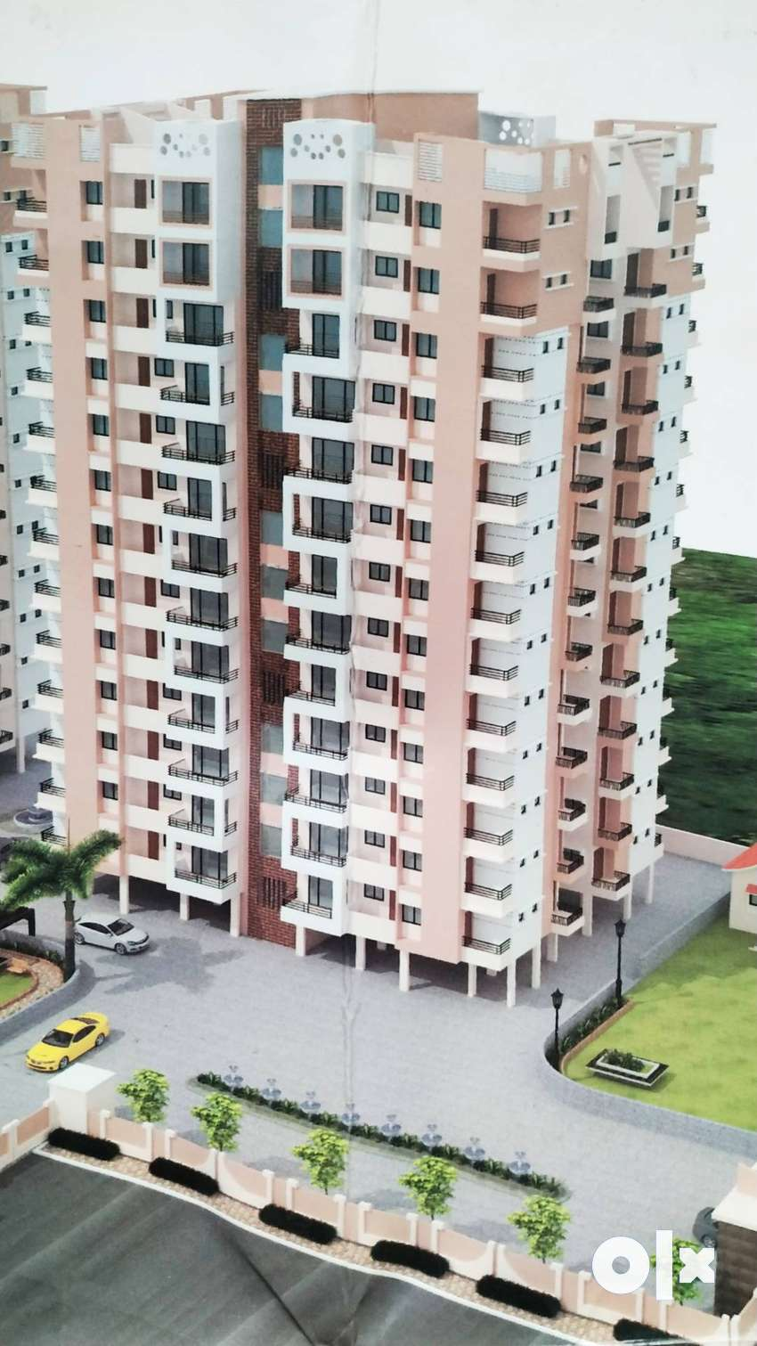 Full Furnished Flat on Rent@Shagun Heights Behind NewCollector office 0