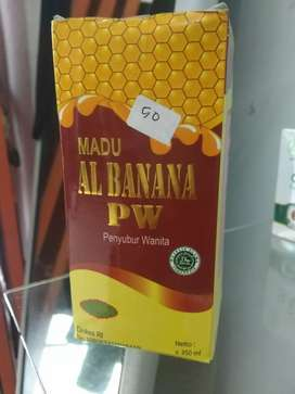 Madu Al Banana Pw