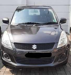 Maruti Suzuki Swift LXI Optional-O, 2015, Petrol