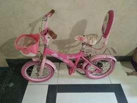 Barbie cycle