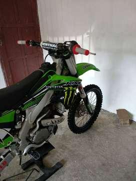 KAWASAKI KX250F MOTOR TRAIL