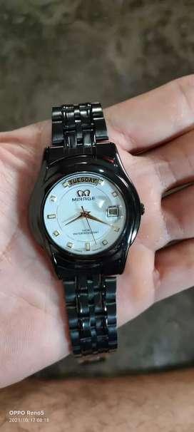 Jam tangan wanita Mirage original