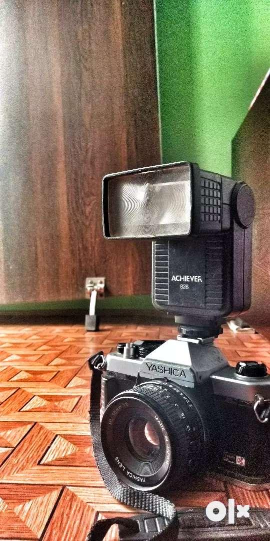 (Yashica lens camera) 0