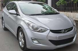 Hyundai Elantra 1.6 SX Automatic, 2012, Diesel