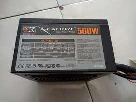 Psu power supply xigmatex calibre 500w