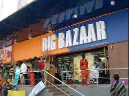 Job vacancies for big bazaar staff 18/32 age