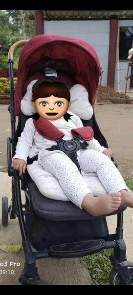 Stroller Baby Elle EZ Switch