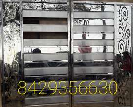 IRON ,  STEEL GATES, WINDOW, DOOR , STAIRS ,BED ,CHAIRS ETC
