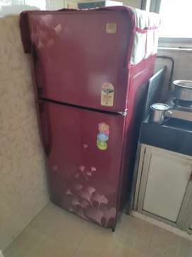 Fridge and old items