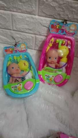 Mainan anak tanpa baterai
