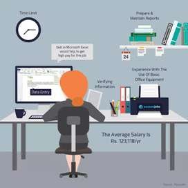 Matric/Fsc Female Candidates Required For Computer Operator