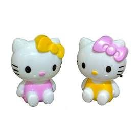 Lampu Tidur Led Hello Kitty - Paket [1+1]