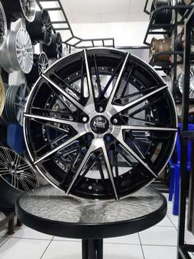 Jual Velg Mobil Xpander HRV Innova Rush Terios R18