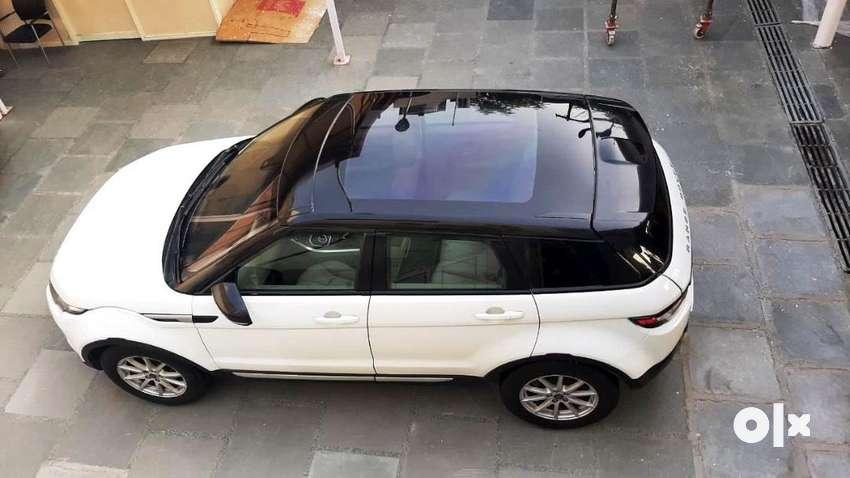 Land Rover Range Evoque Prestige SD4, 2013, Diesel 0
