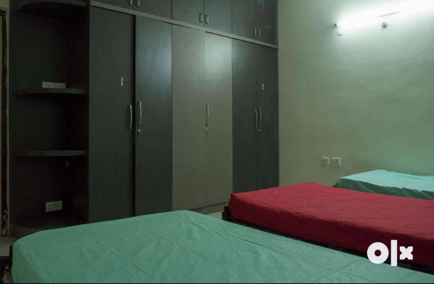 3 BHK Sharing Rooms for Men-16065 0