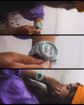Jam tangan wanita digitec sport original