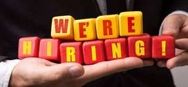 we are hiring urgent for field verification executives