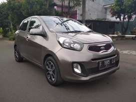 Picanto Manual 2014 Km 39rb Dp 10jt
