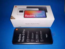 Redmi note 9 pro RAM 8 GB/ Internal 128 GB