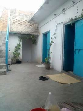 Upper portion for Rent/Near peshawar airport/Main road