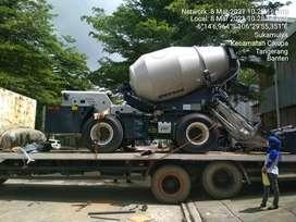 Self Loading Concrete Mixer Sonking