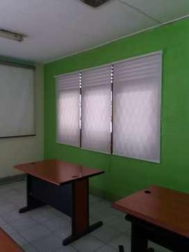 Roller blinds tirai rumah dan kantor