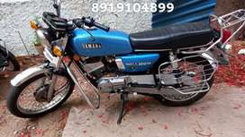 Rx 100 for sale at neat condition