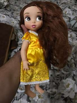 Imported Doll with long Hairs
