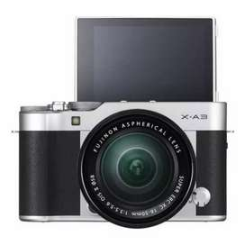 Kredit Kamera FUJIFILM XA3 Mirrorless Proses 3 Menit Cair