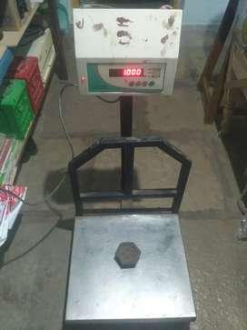 Electronic waiting kanta