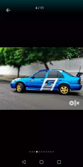 I won't Toyota Etios  vicel