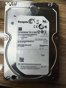 4TB Hard Disk drive. 100% Health     For disktop PCs and DVRs