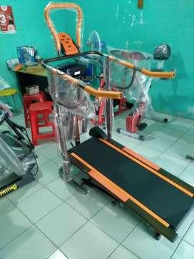 Treadmill// manual//6fungsi