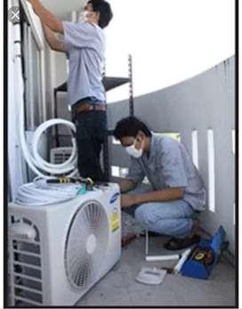 Usaha jaya Tehnik servis panggil ac,mesin cuci,kulkas & frezer