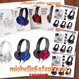 M&S ACC10-HANDSFREE JBL MDR XB450 XB450 XB-450 EXTRA BASS - HEADPHONE