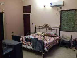 Flat for rent 2bed lounge at 3rd floor in gulahan 1 rent 20000