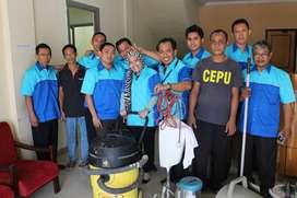 Loker Cleaning Service Di CV. Putera Makmur